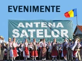 evenimentele antenei satelor
