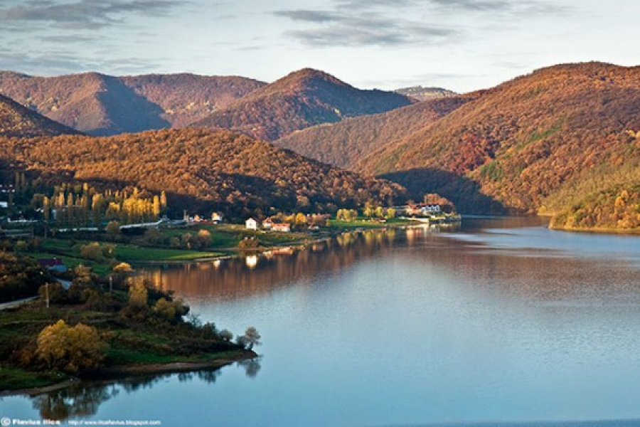Lacul Cinciș, cel bântuit de legende (VIDEO)